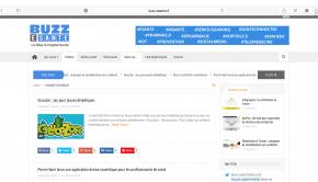 Buzz e-sante.fr, un précurseur de l'info e-santé en France