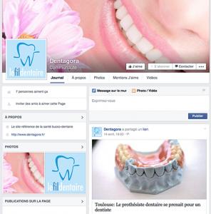 Dentagora Facebook