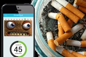 SmartQuit, une mApp pour vous aider à arrêter de fumer