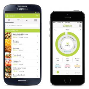 Lifesum, disponible sur iOs ou Android